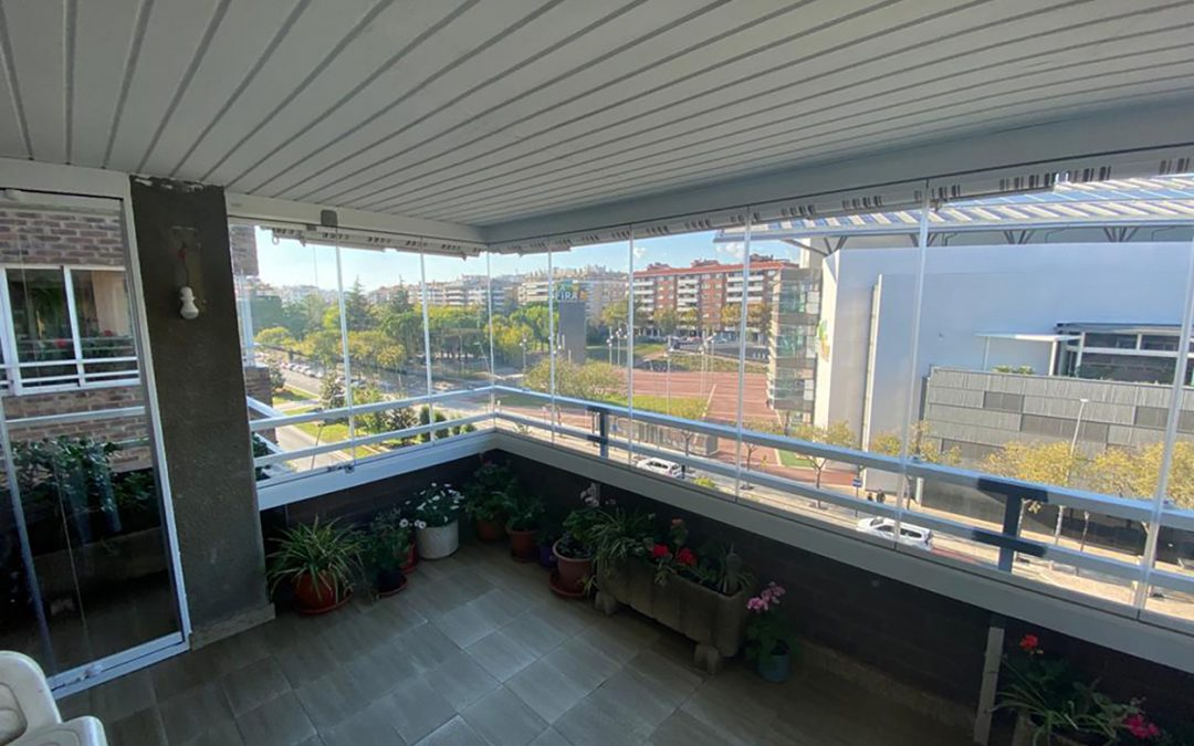 Cierre de terrazas