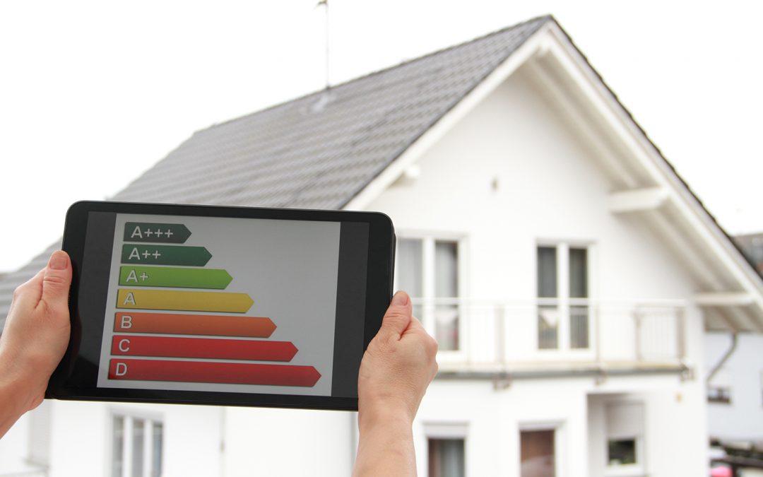 El objetivo de reducir el consumo energético en las viviendas